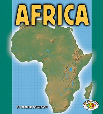 Africa By Donaldson, Madeline